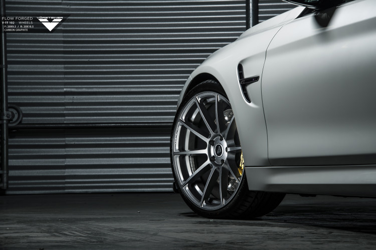 Vorsteiner Flow Forged and EVO Aero Program for the F82 M4 Image 5 750x500