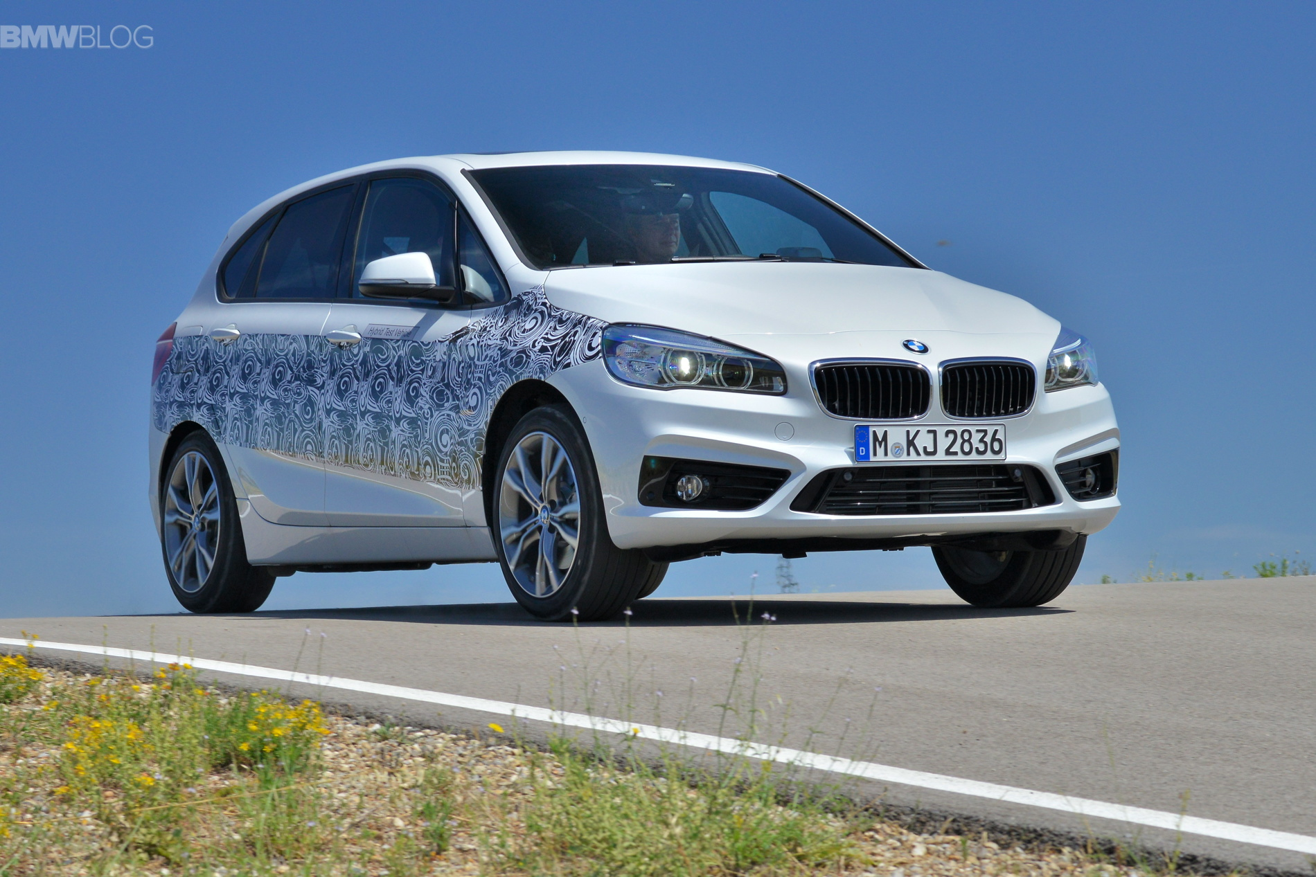 Bmw 225xe Active Tourer Plug In Hybrid Will Launch In 2016