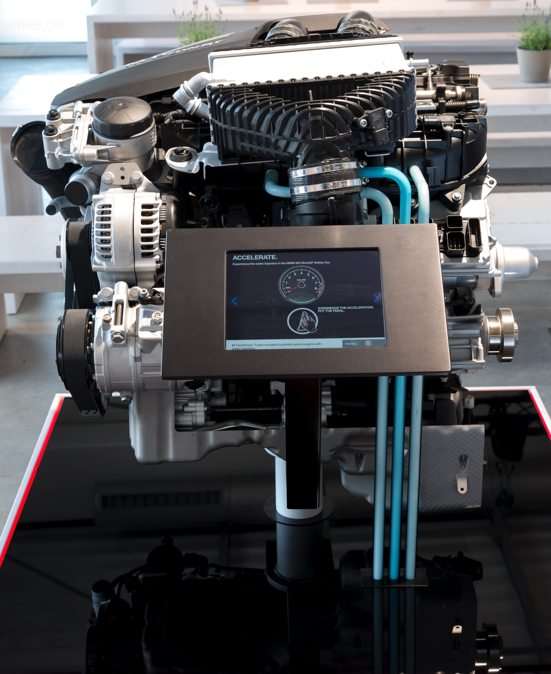 Bmw Direct Water Injection Images 19