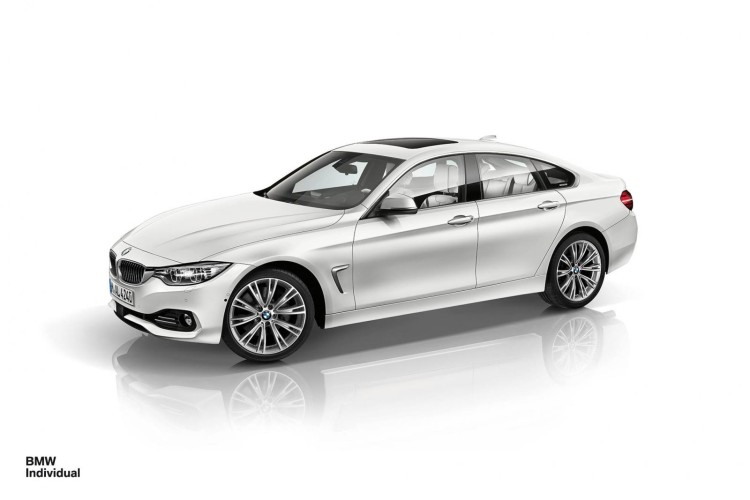 bmw 4 series gran coupe by bmw individual BMW 3 Series Break bmw individual 4 series gran coupe 750x500