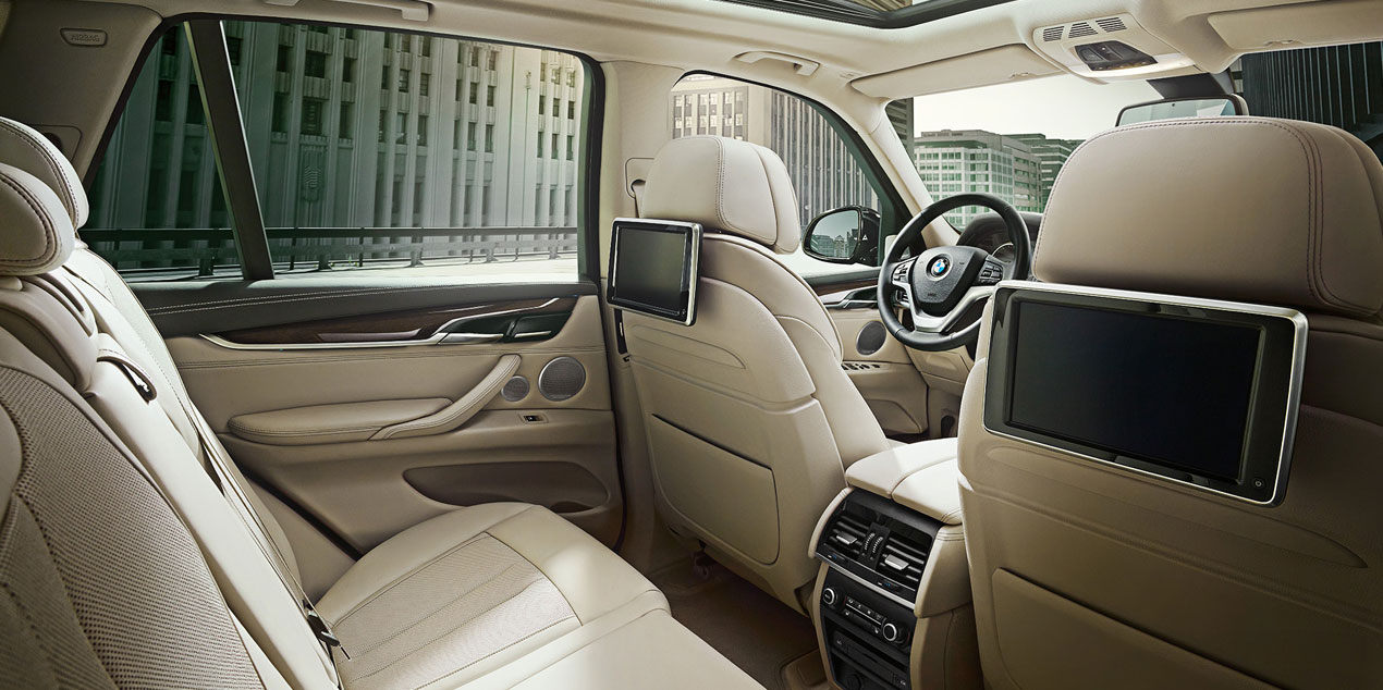 Best Suvs With Room In The Back