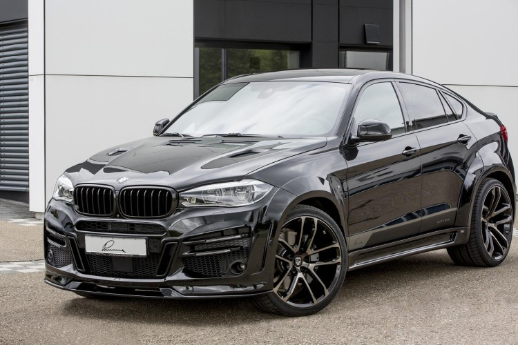 bmw x6 lumma design images 24 750x500