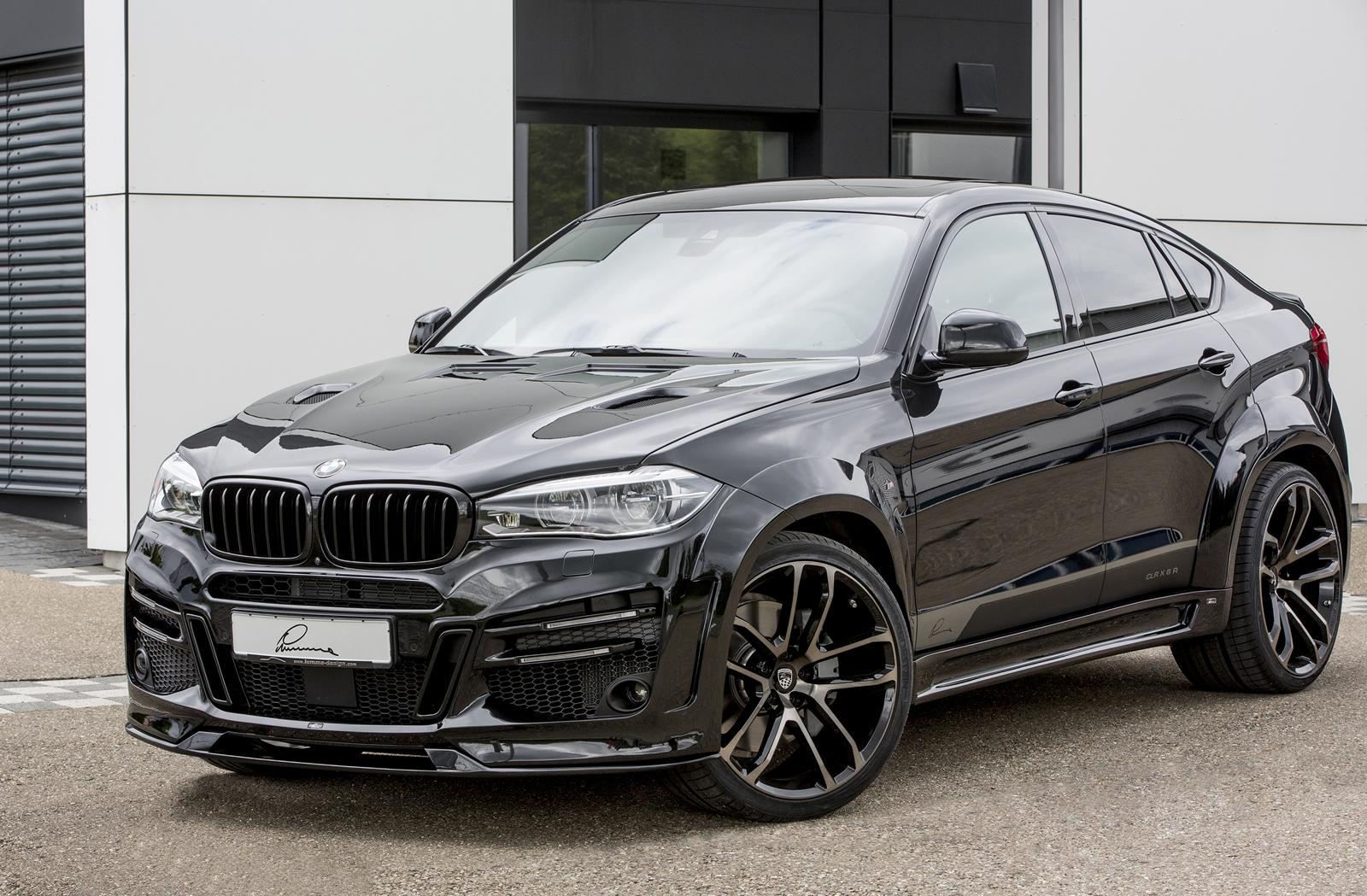 Bmw X6 Tuned Up By Lumma Design