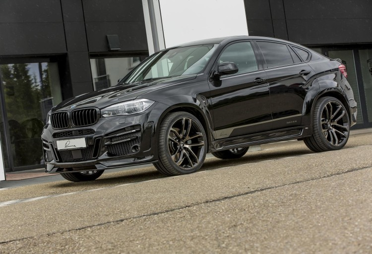 bmw x6 lumma design images 8 750x513