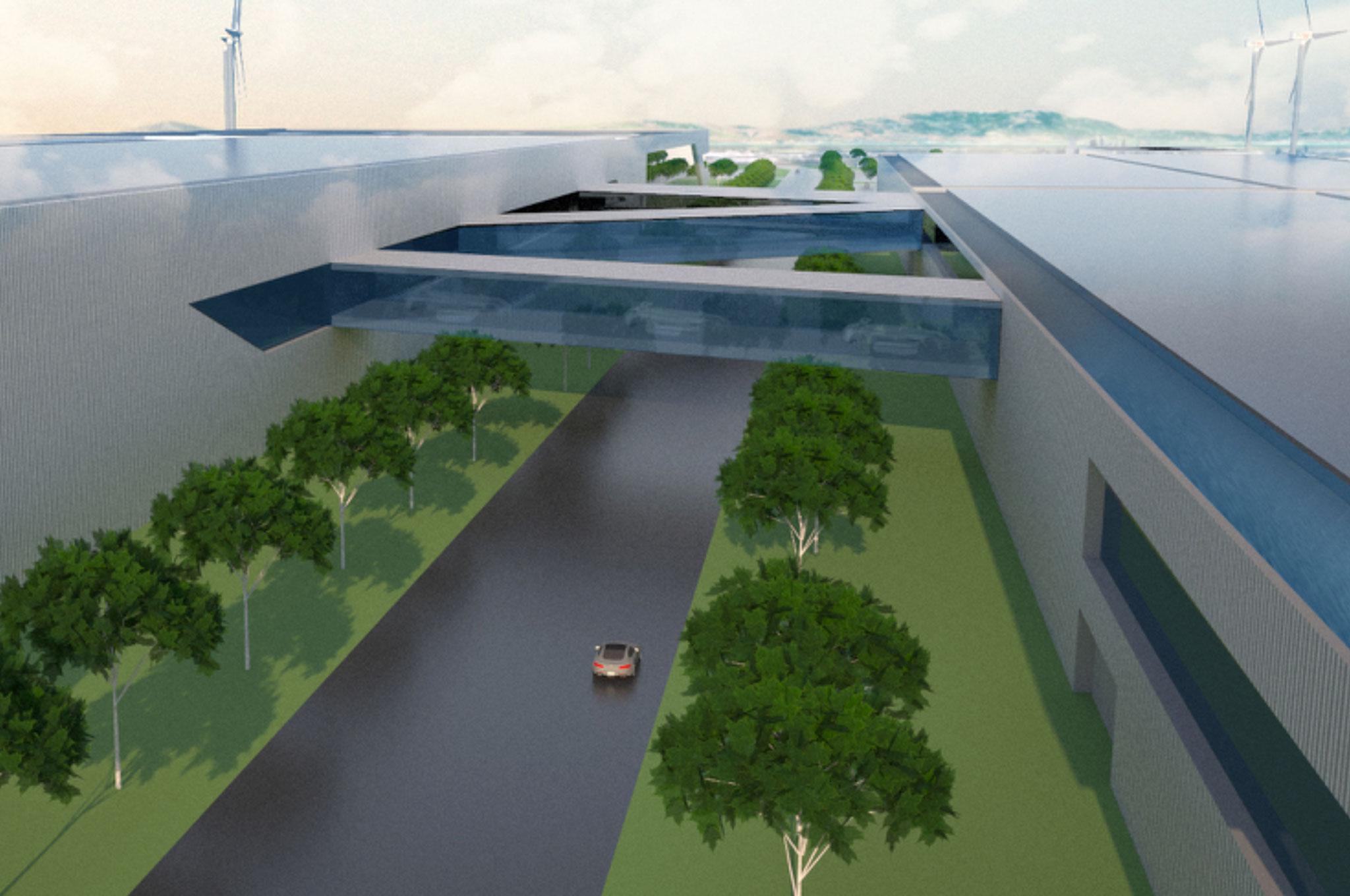 faraday future manufacturing plant