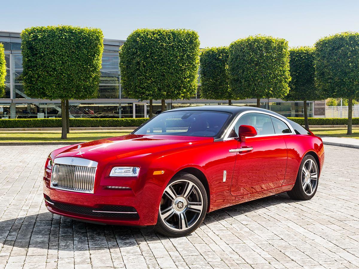Rolls Royce Wraith Chief Inspector Morse Edition