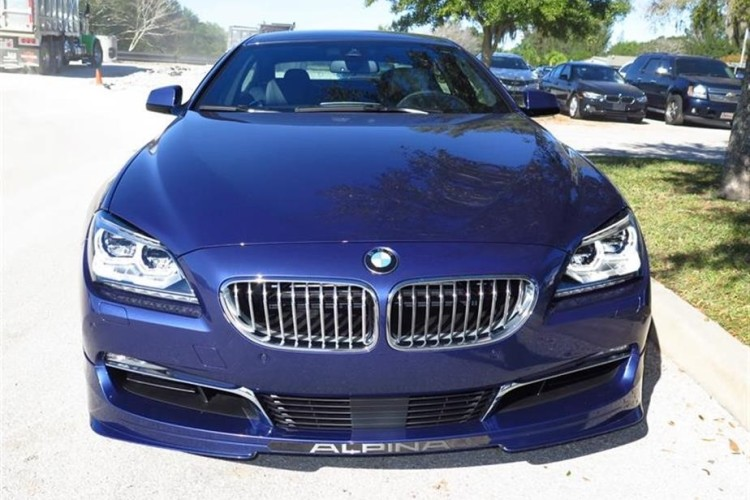 ALPINA B XDrive Gran Coupe Sells For - Alpina bmw for sale