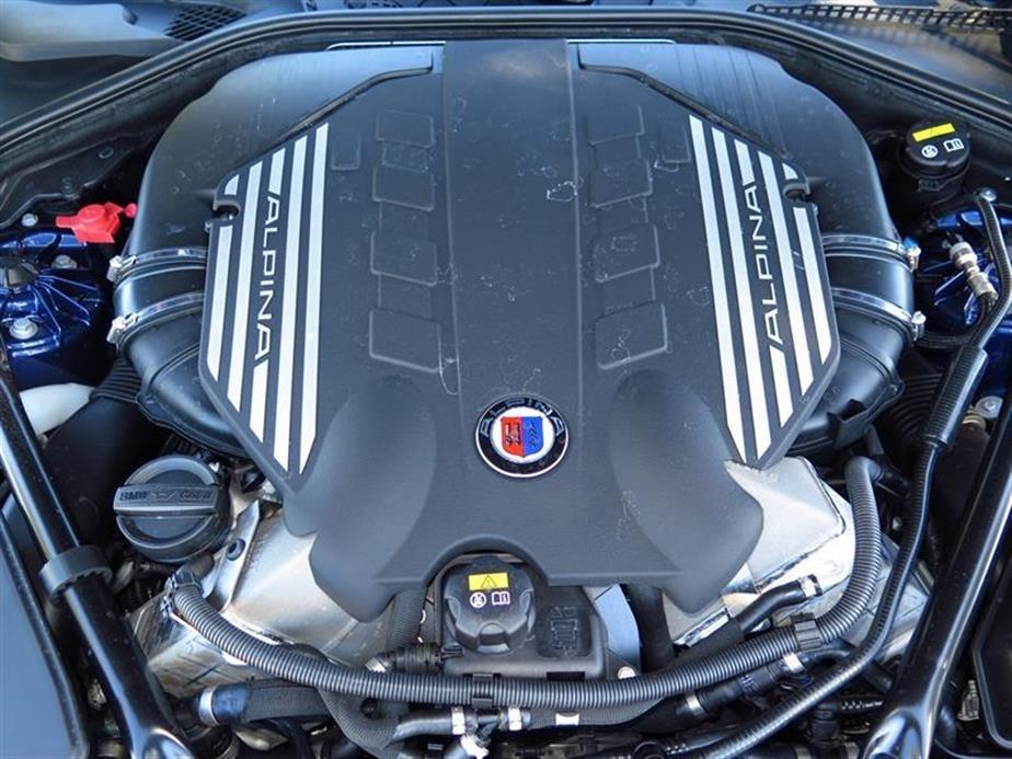 ALPINA B XDrive Gran Coupe Sells For - Bmw b6 alpina price