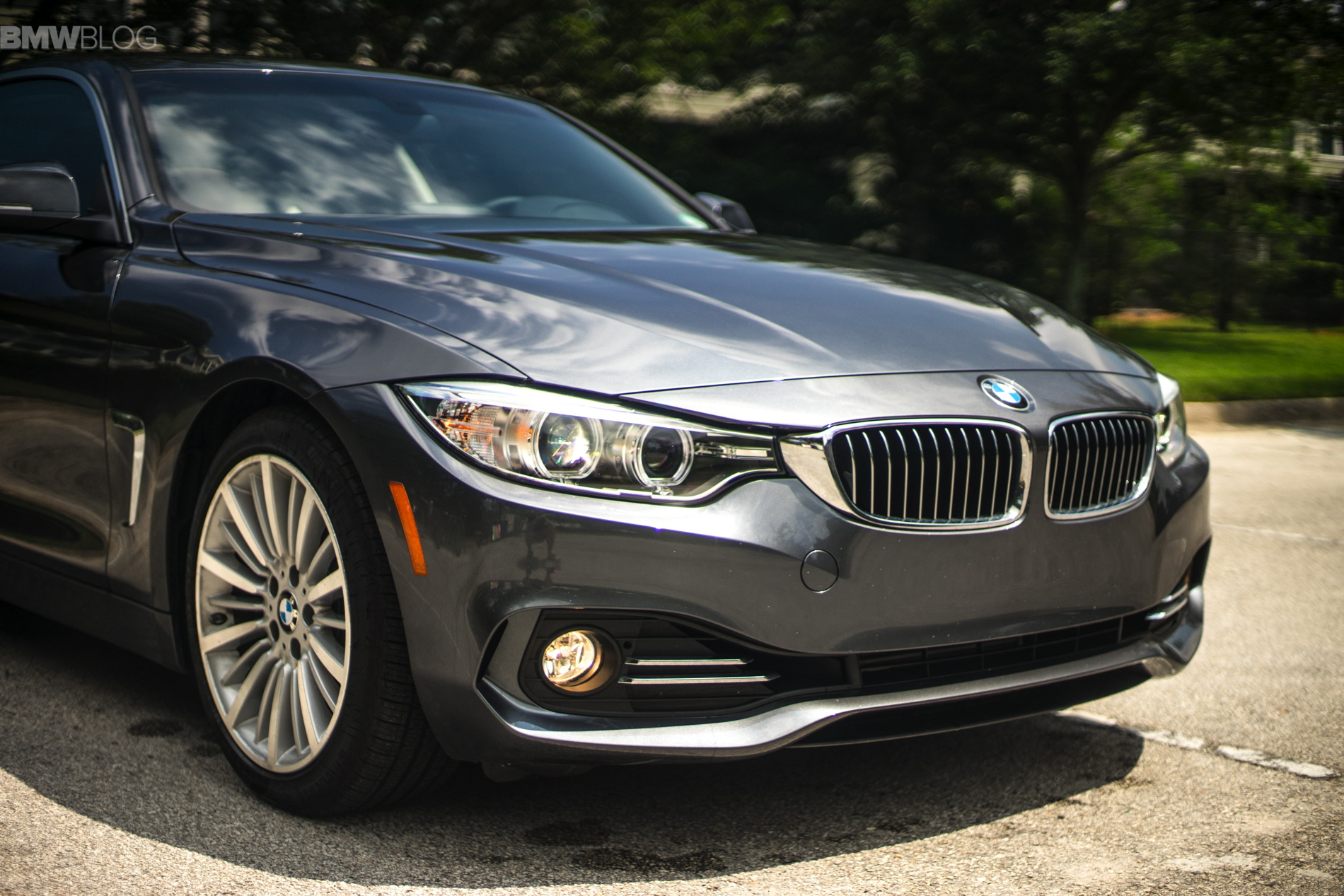 Test Drive 2015 Bmw 428i Coupe