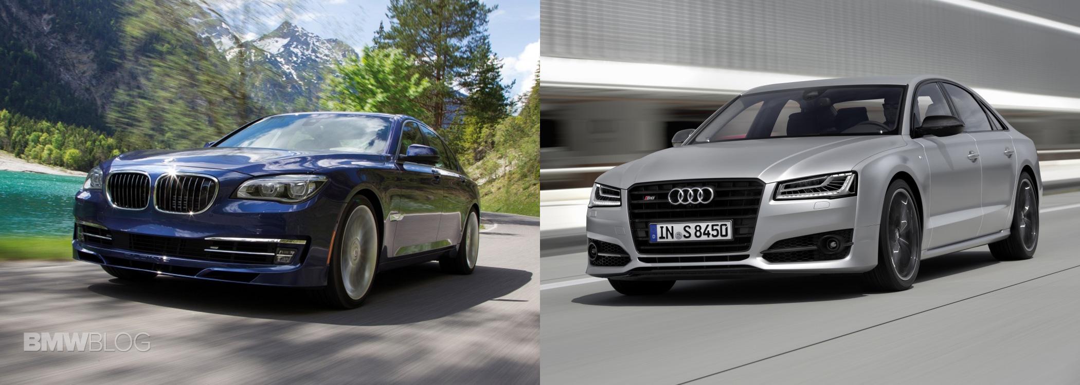 ALPINA B7 Audi S8 Plus