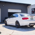 Alpine White BMW E92 M3 With Forgestar Wheels By PSI