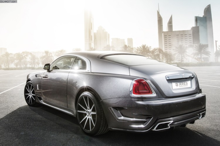 Ares Design Rolls Royce Wraith Tuning 05 750x499