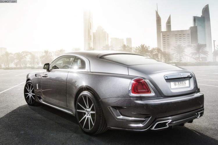 Ares Design Rolls Royce Wraith Tuning 05 750x499