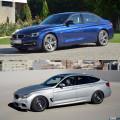 BMW 3 series sedan vs 3 series gran turismo 120x120