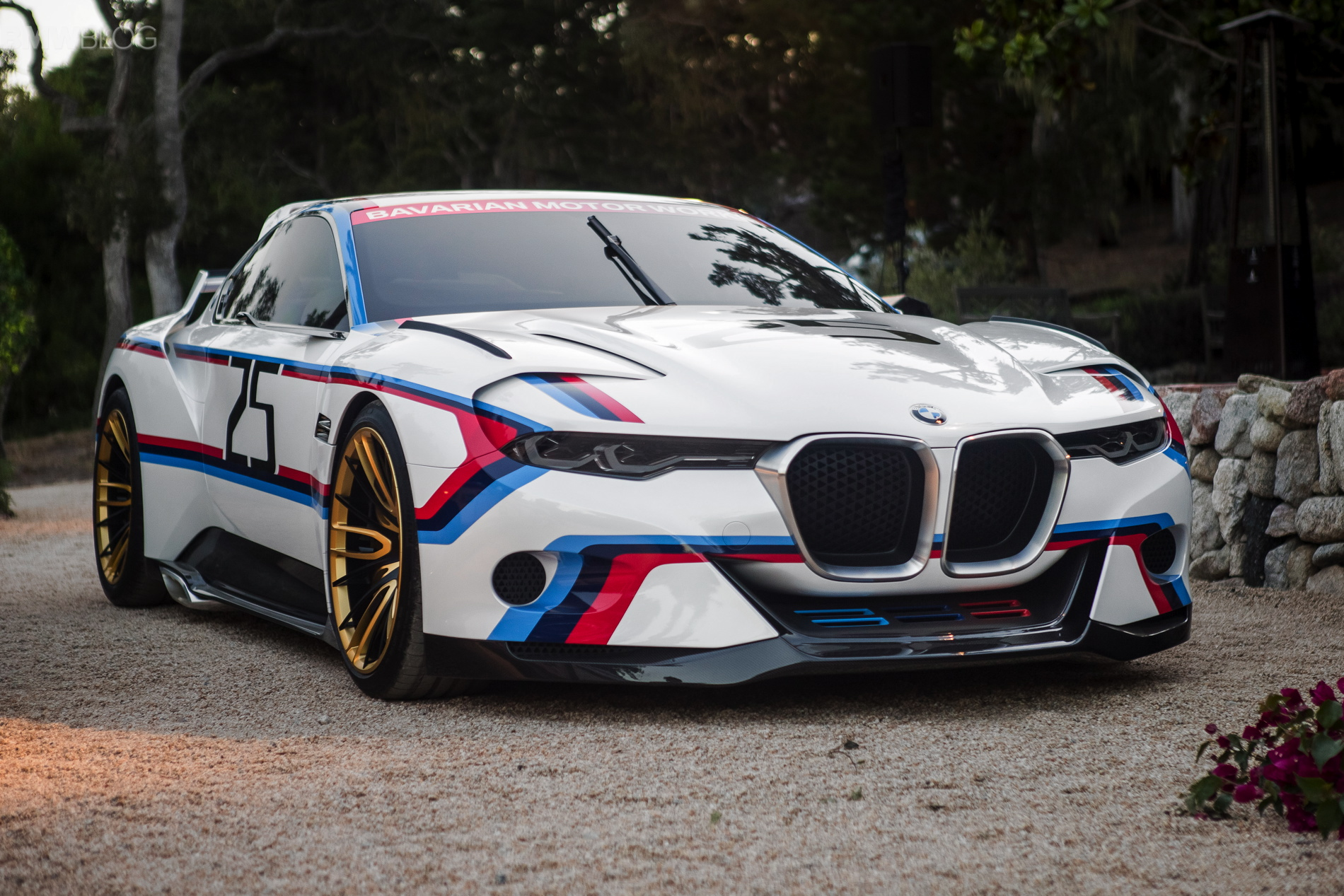 BMW 3.0 CSL Hommage R could become reality for the right customer