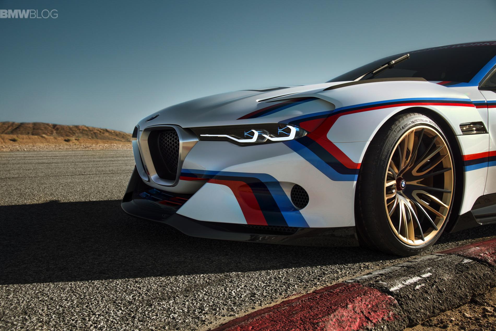 BMW 3.0 Csl >> WORLD PREMIERE: BMW 3.0 CSL Hommage R