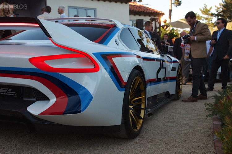 BMW 30 CSL Hommage Racing images 10 750x497