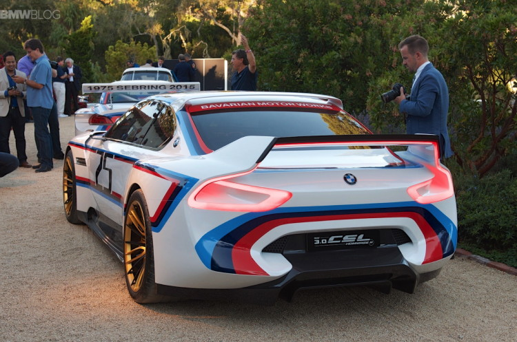 BMW 30 CSL Hommage Racing images 43 750x497