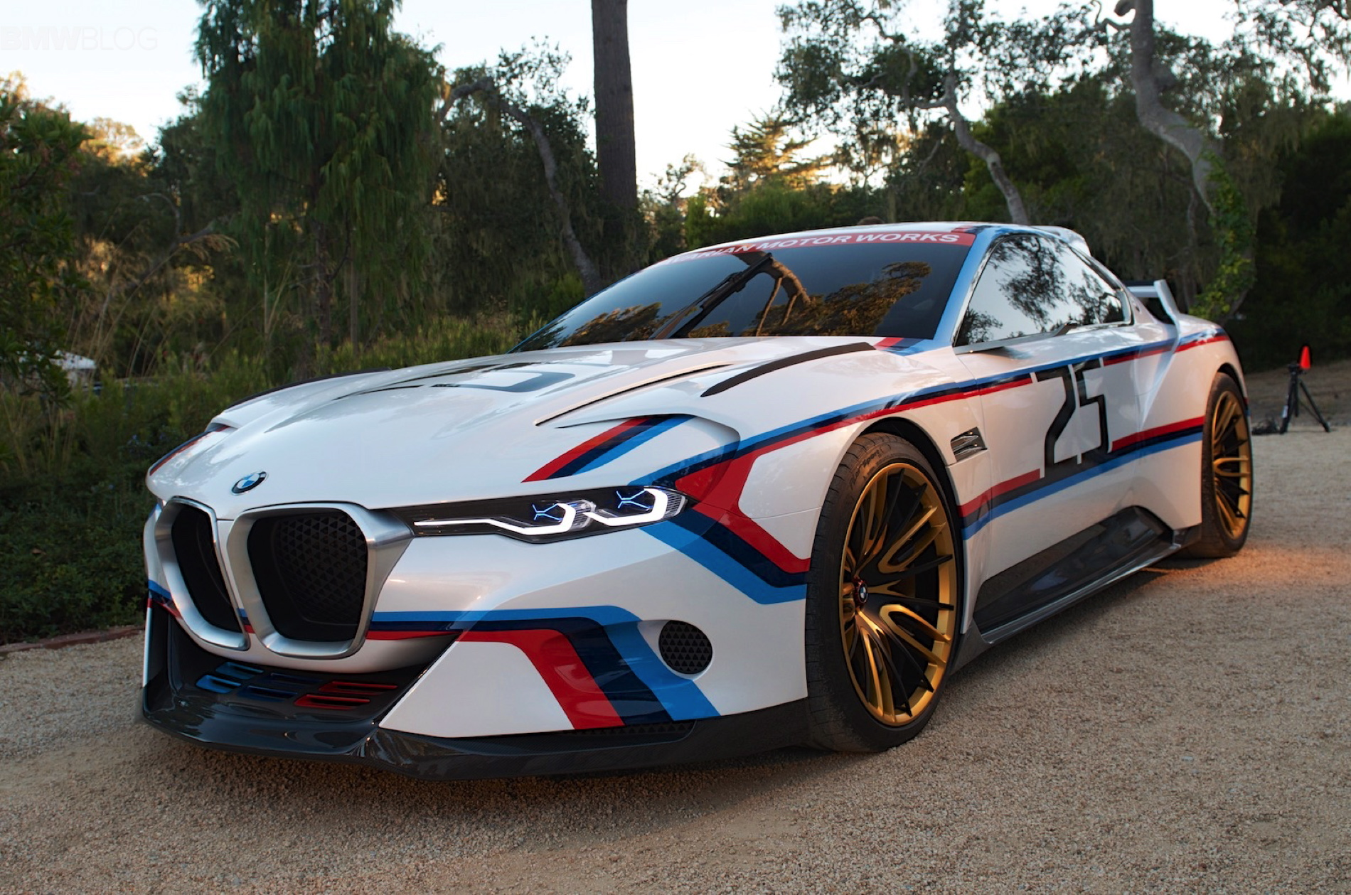 BMW should make the 3.0 CSL Hommage