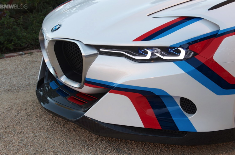 BMW 30 CSL Hommage Racing images 59 750x497