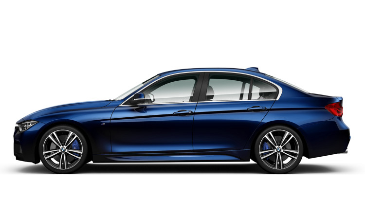 BMW 340i 40th Anniversary Edition 750x450