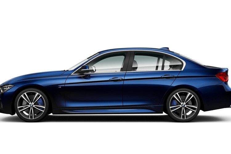 BMW 340i 40th Anniversary Edition 750x500