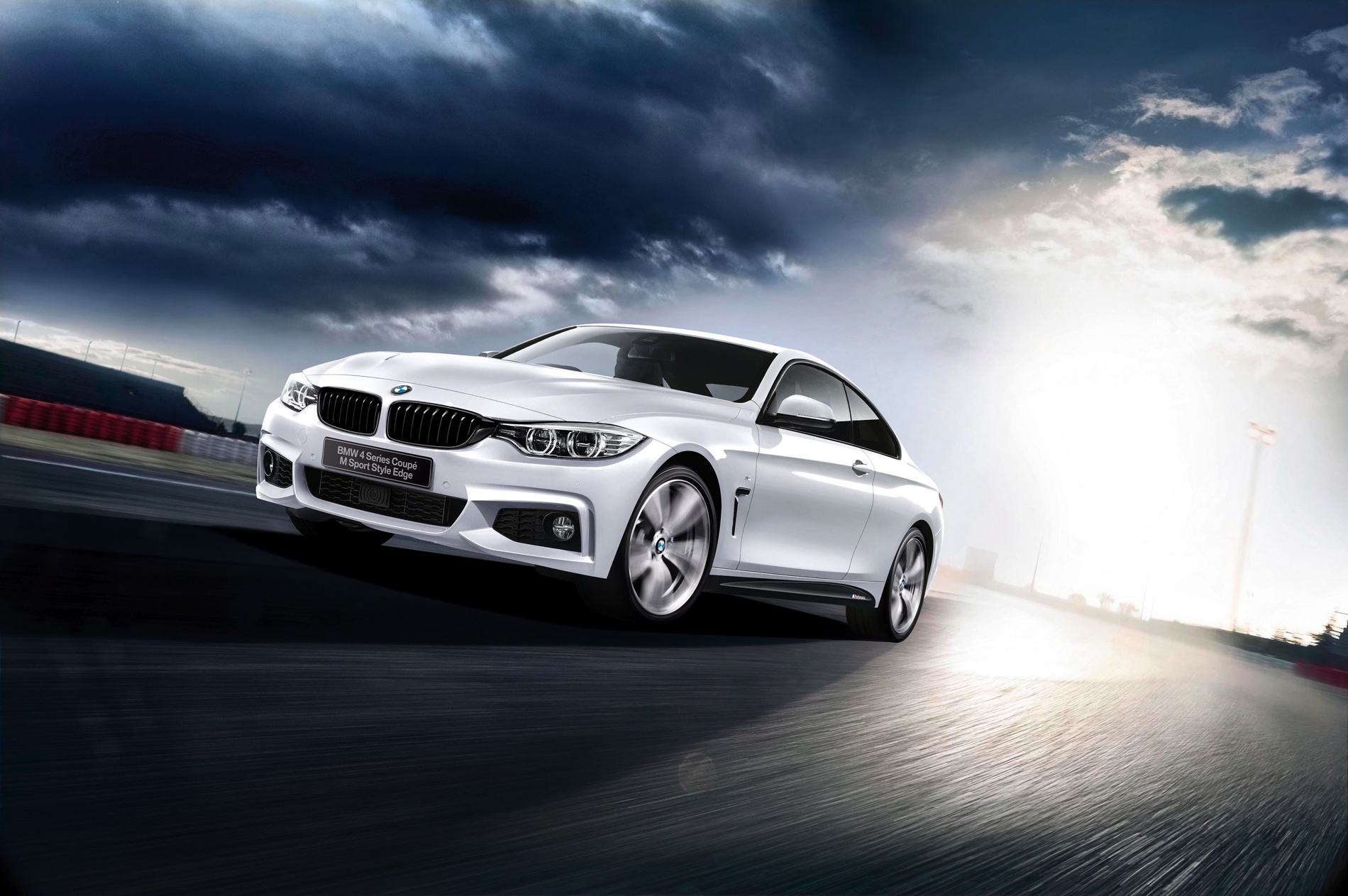 BMW 4 Series Coupe M Sport Style Edge images 01