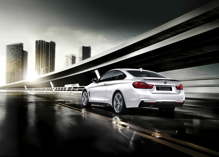 BMW 4 Series Coupe M Sport Style Edge images 02 750x539