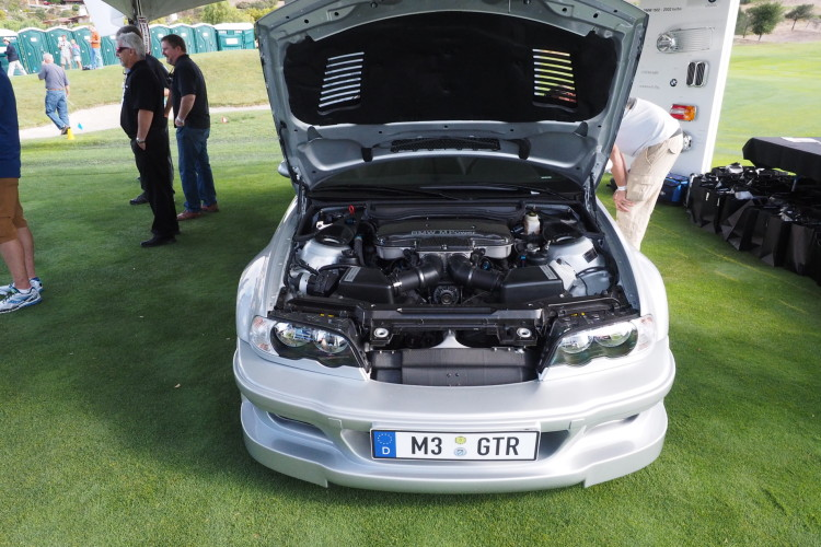 BMW E46 M3 GTR street car images 16 750x500