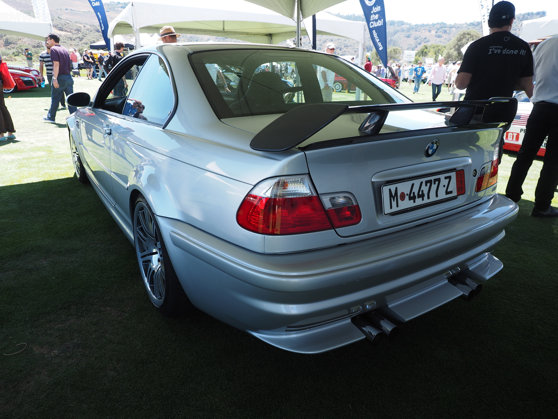 Bmw E46 M3 Gtr At Legends Of The Autobahn