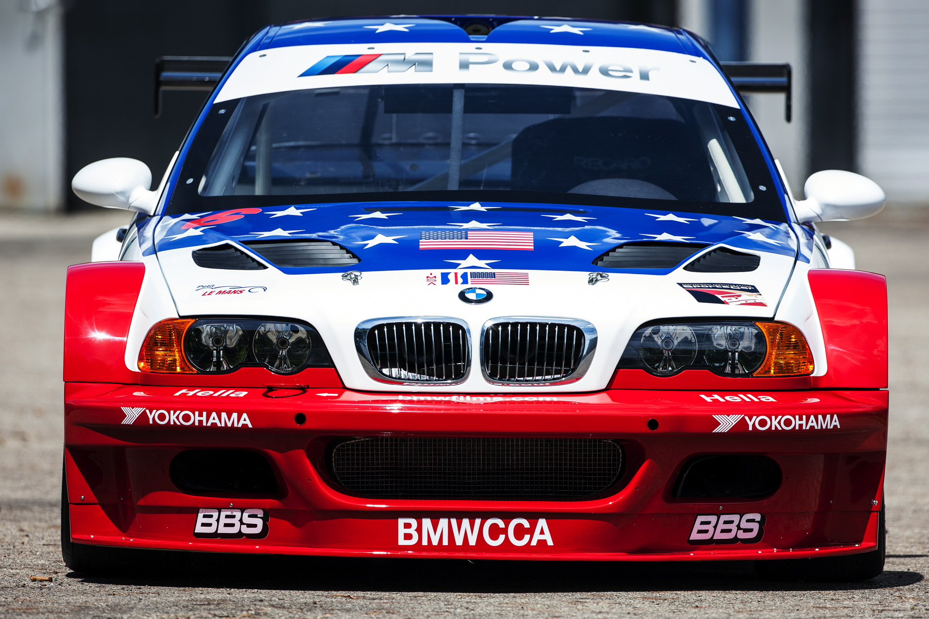 2001 Bmw M3 Gtr Race And Road Cars To Be Presented At Legends Of The Autobahn Concours D Elegance