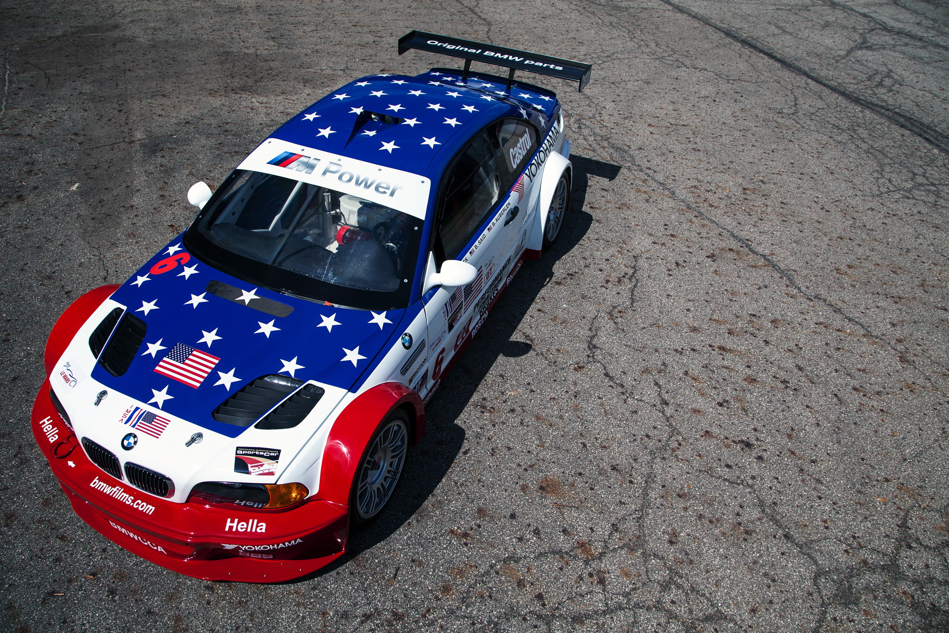 2001 BMW M3 GTR Race and Road Cars To Be Presented at ...
