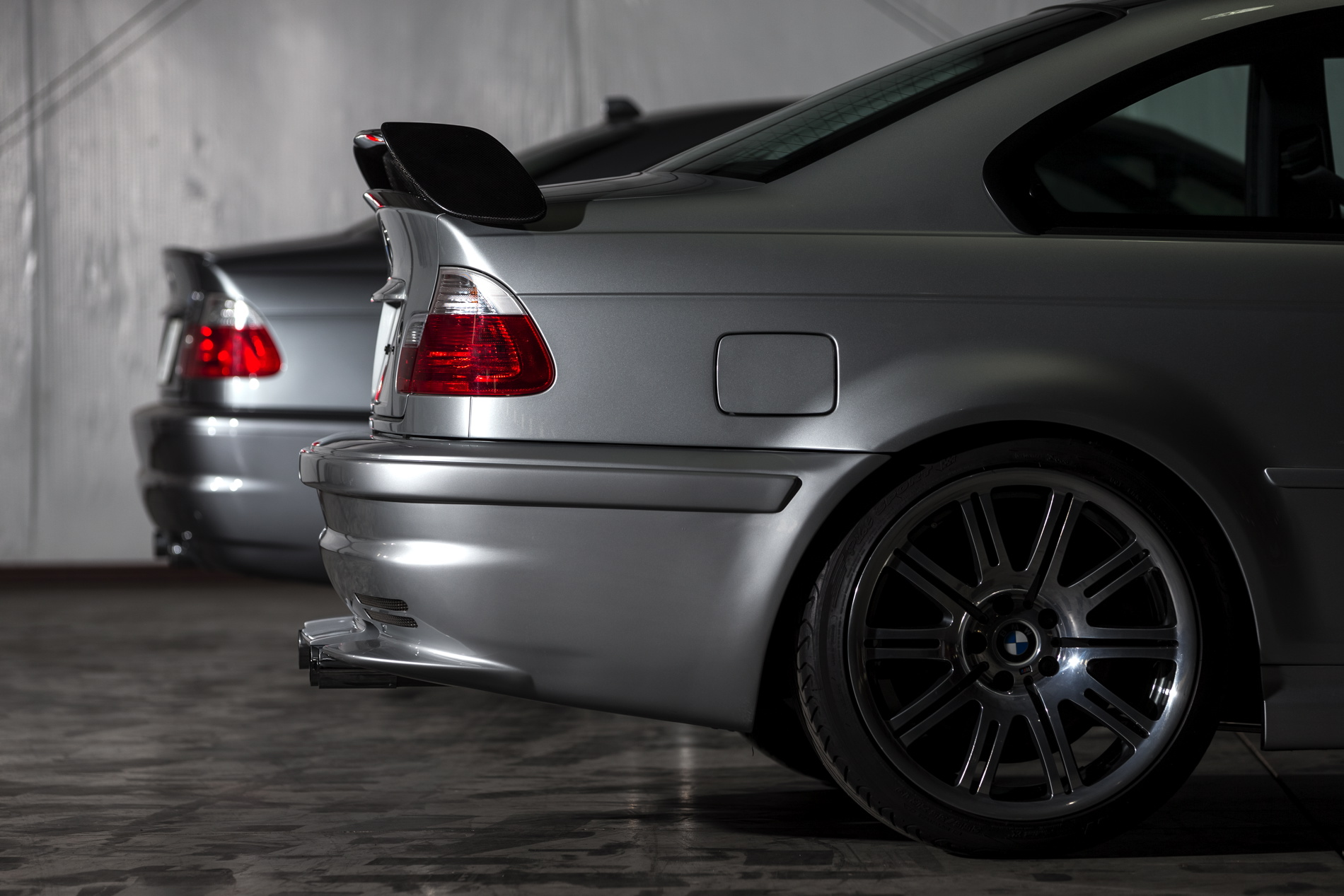 Bmw E46 M3 Gtr One Of The Most Limited Production Models Ever