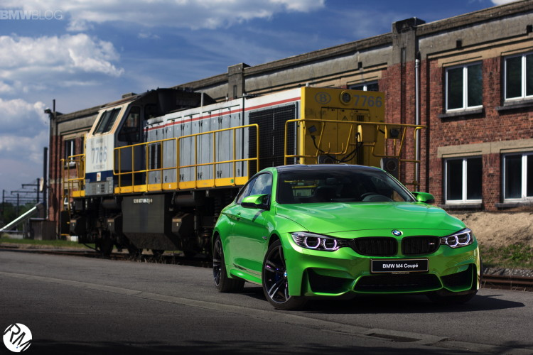 BMW M4 Java Green images 1900x1200 01 750x500