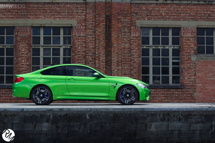 BMW M4 Java Green images 1900x1200 03 750x500