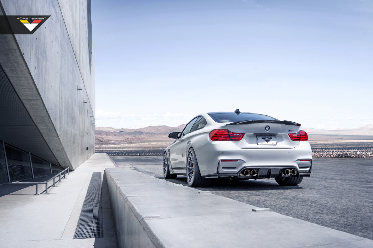 BMW M4 With Vorsteiner Aero And Wheels 2 750x500