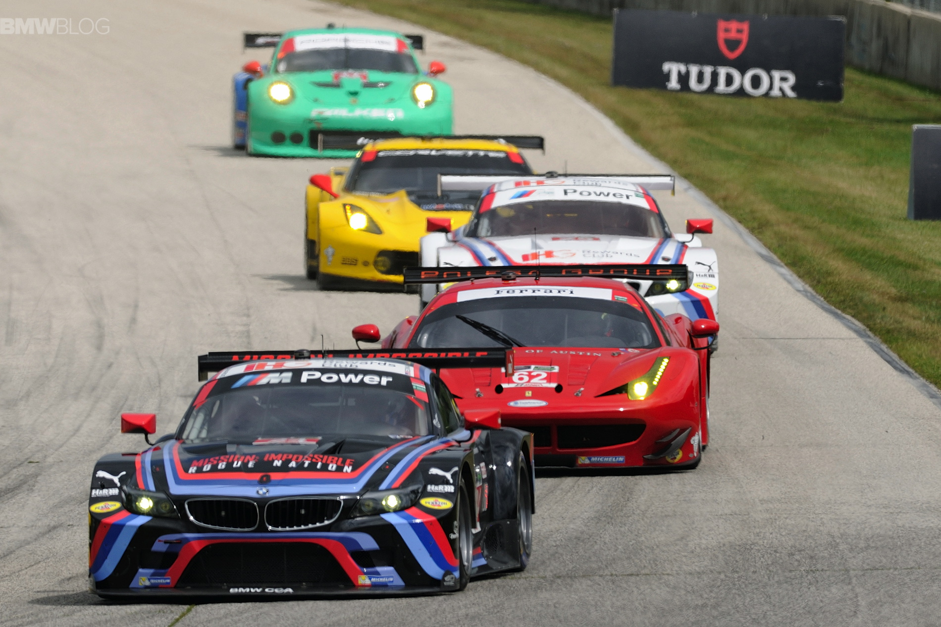 BMW RLL Road America images 20