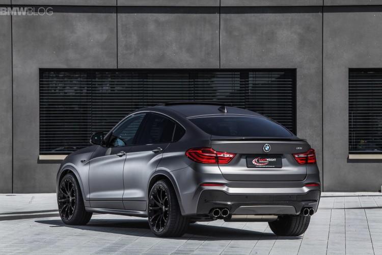 BMW X4 Lightweight images 09 750x500