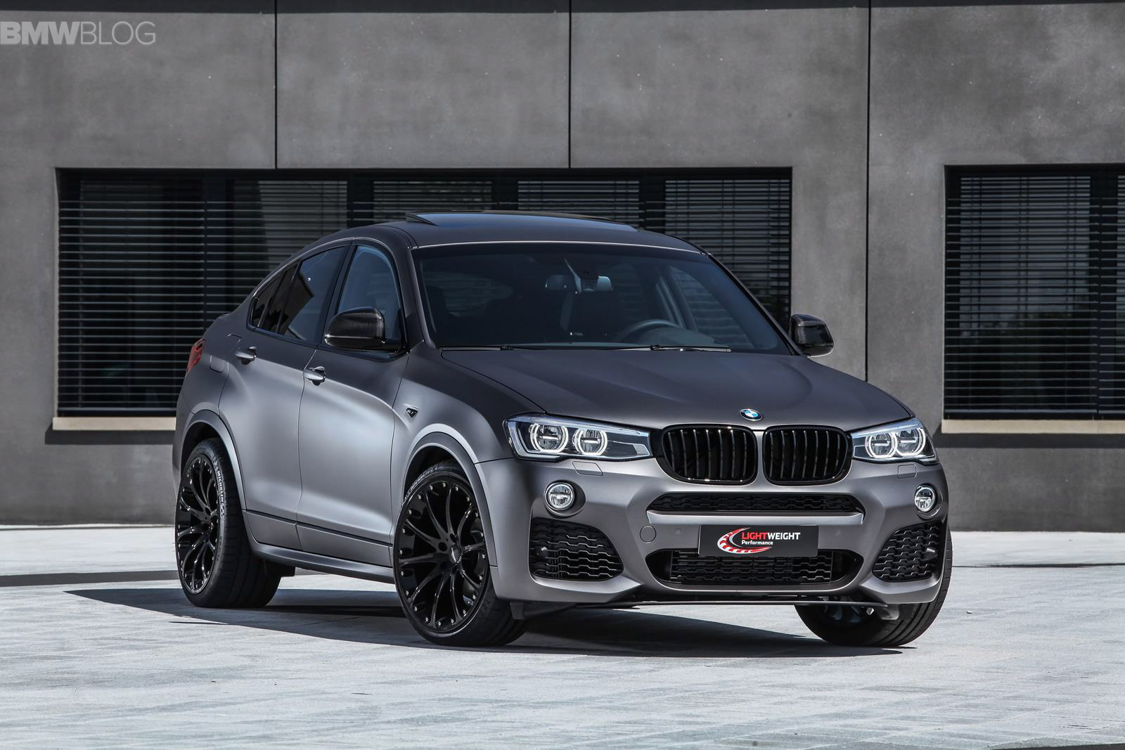 BMW X4 Lightweight images 10