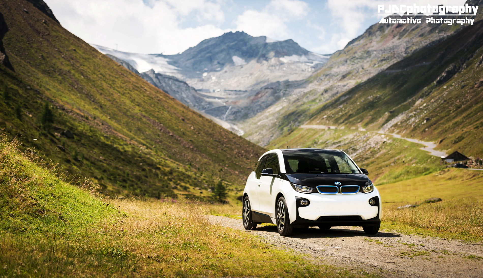 BMW i3 photoshoot alps images 1900x1200 02