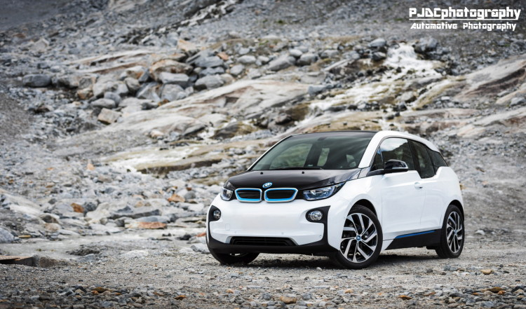 BMW i3 photoshoot alps images 1900x1200 04 750x441