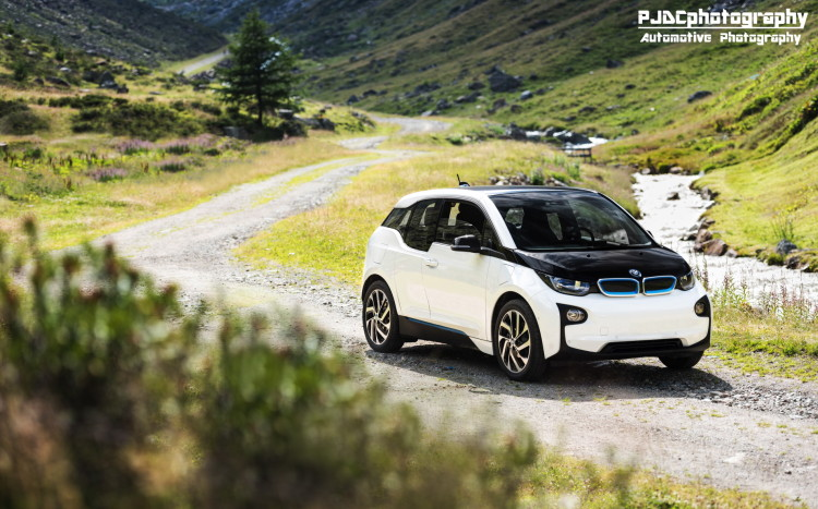 BMW i3 photoshoot alps images 1900x1200 11 750x467