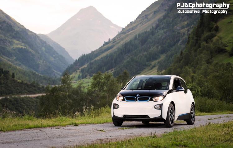 BMW i3 photoshoot alps images 1900x1200 15 750x475