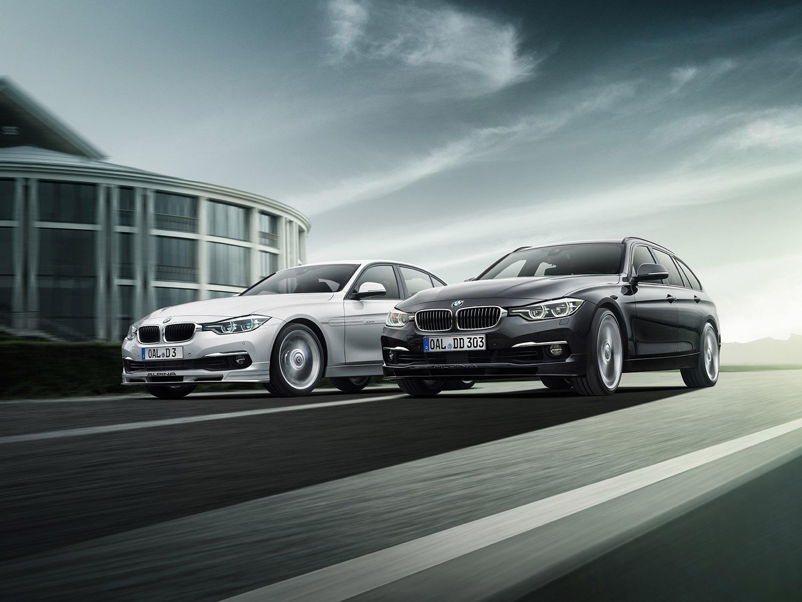 BMW ALPINA D3 BITURBO LCI 01