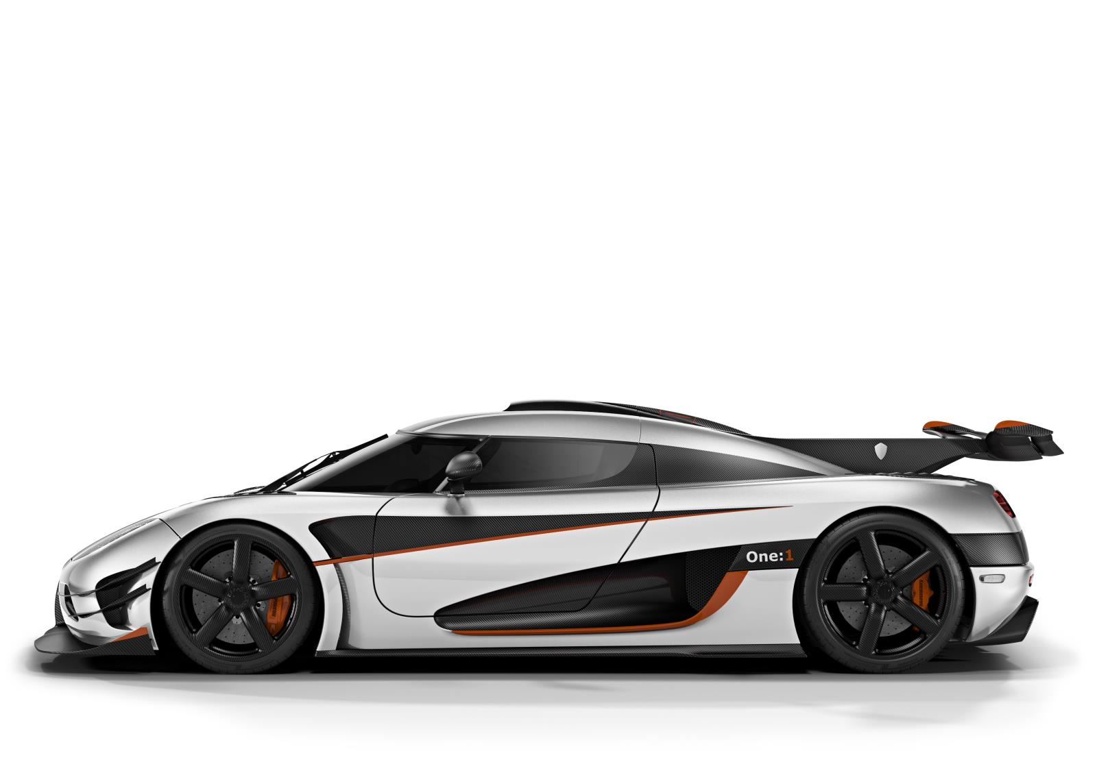 Koenigsegg One1 Side