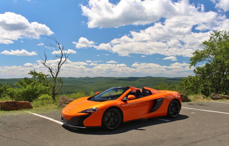 McLaren 650s spider images 1900x1200 22 750x478