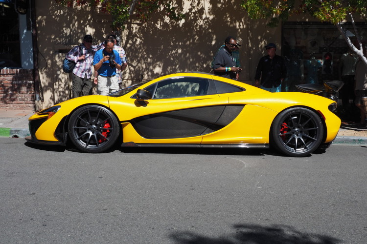 McLaren P1 yellow 1900x 1200 images 02 750x500