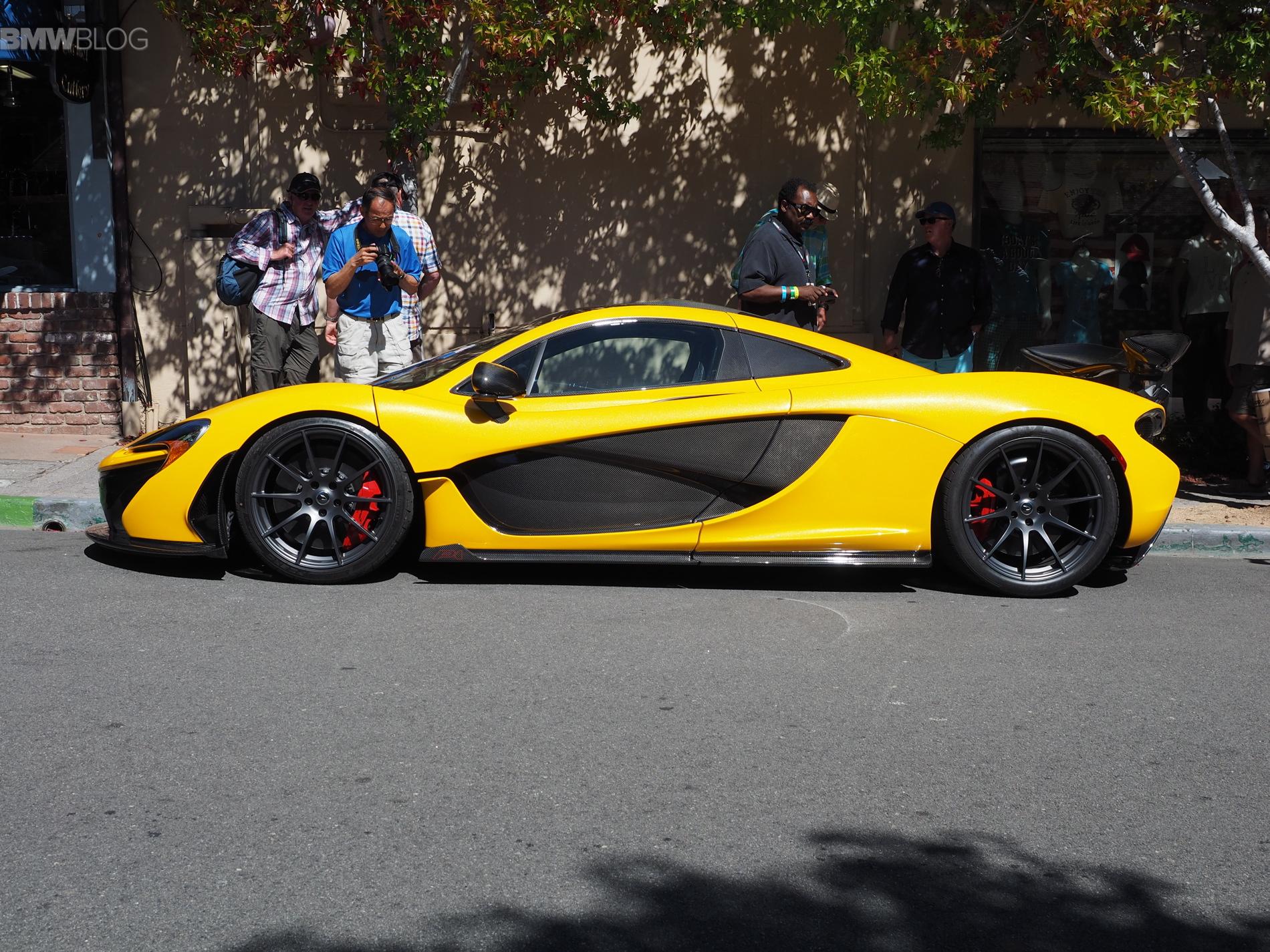 McLaren P1 yellow 1900x 1200 images 02