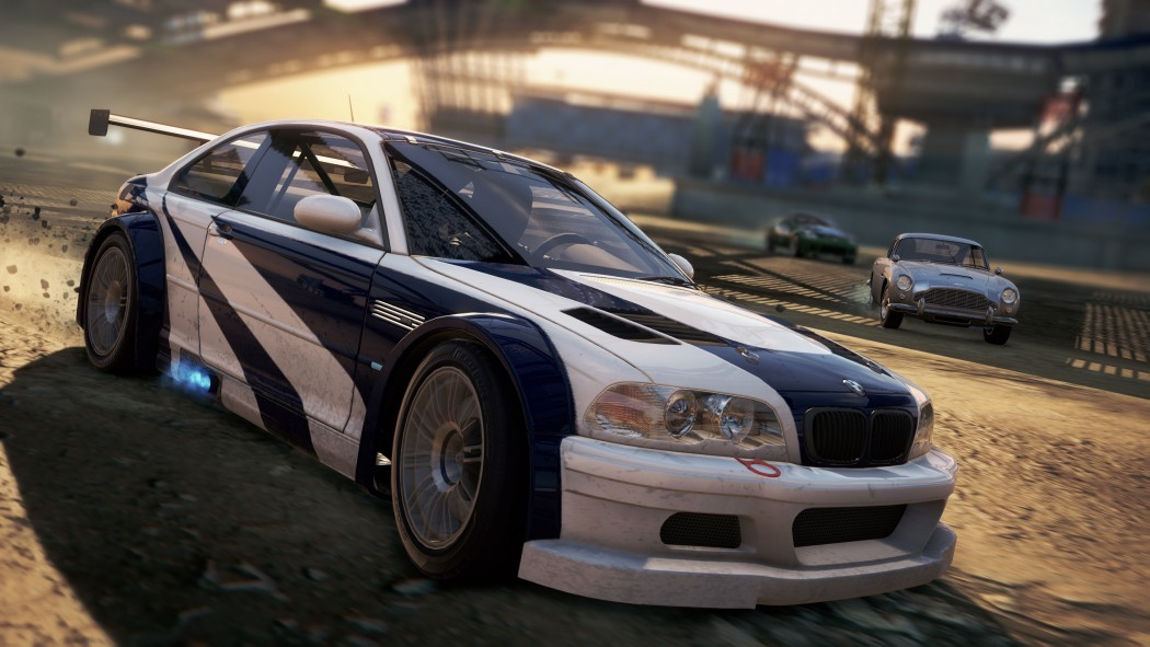 New Need For Speed To Include The Bmw M4 E30 M3 And E46 M3