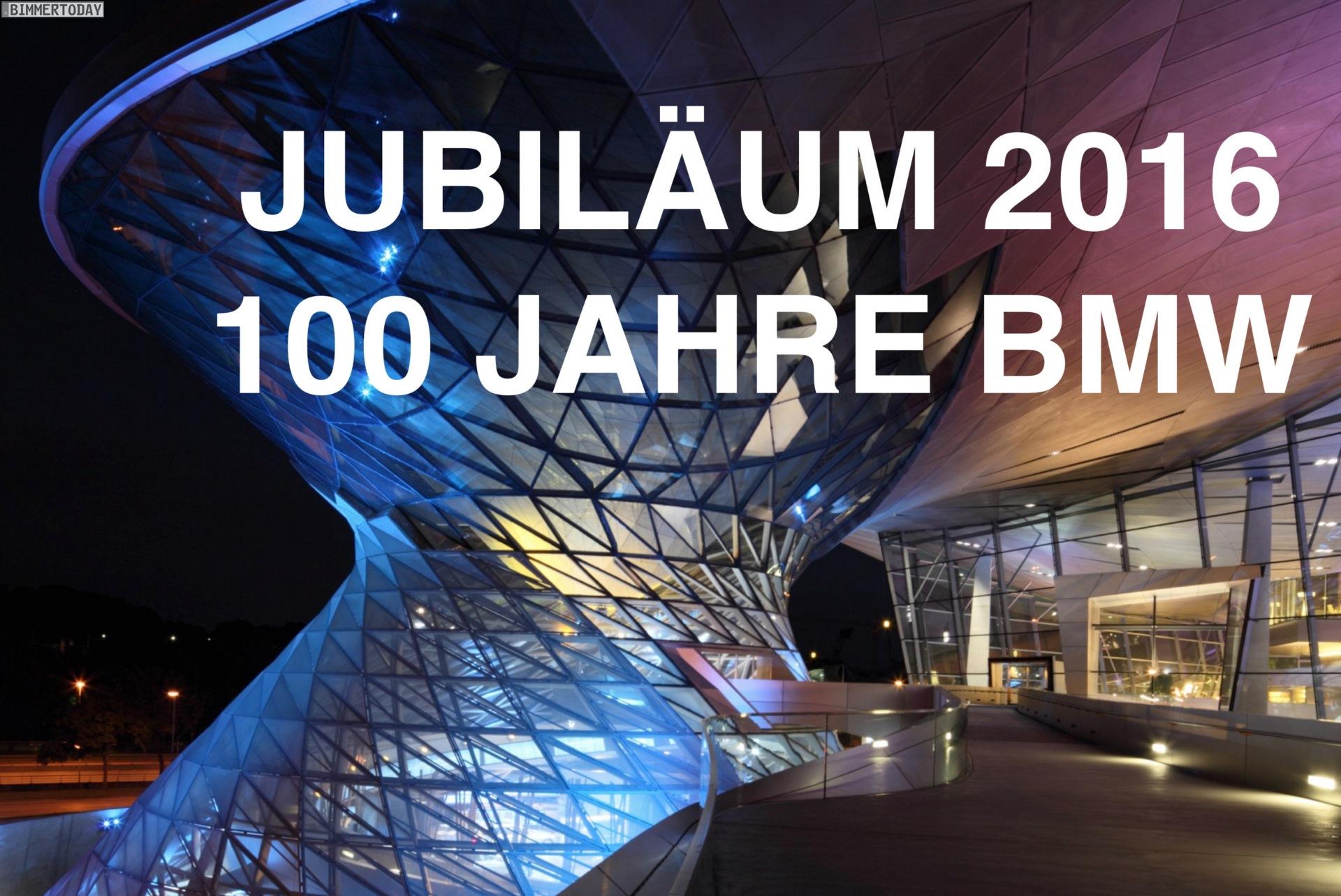 Projekt 100 BMW Jubilaeum Werbekampagne Interone